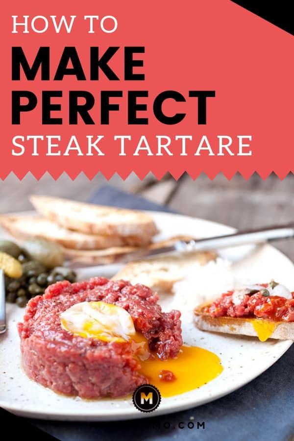 Homemade Steak Tartare