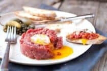 Homemade Steak Tartare