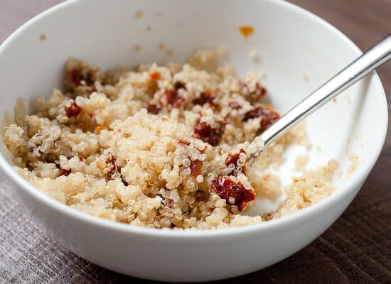 Antipasto Quinoa Bowls