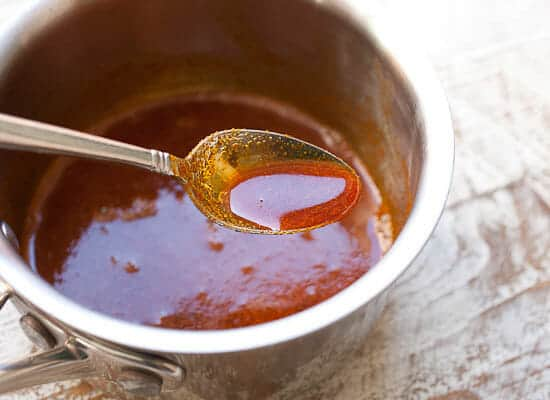 Chili oil for Nashville hot chicken tenders