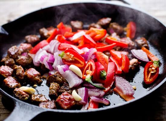 Carne Asada Hash