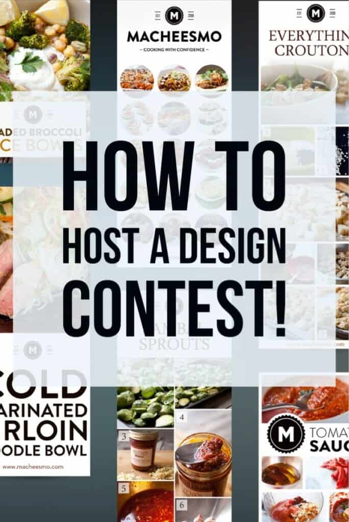 How to host a design contest on 99 Designs