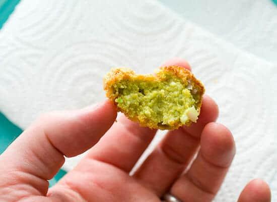 Guacamole Tots