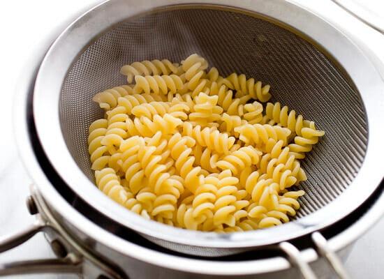 Roasted Garlic Ricotta Pasta Sauce