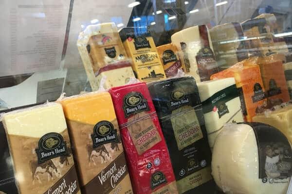 Deli American Cheese