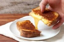 In Defense of American Cheese: It has a bad reputation, but sometimes American cheese is exactly the cheese you want. When it comes to a few key recipes, I'll choose it over fancy, expensive cheese any day of the week. I'ts gooey meltiness is unrivaled! WHO'S WITH ME?! | macheesmo.com