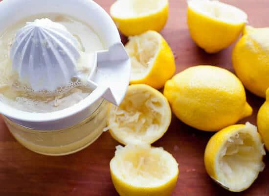 Lavender Lemonade Concentrate