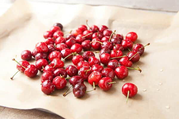 Roasted Cherry Cream Cheese