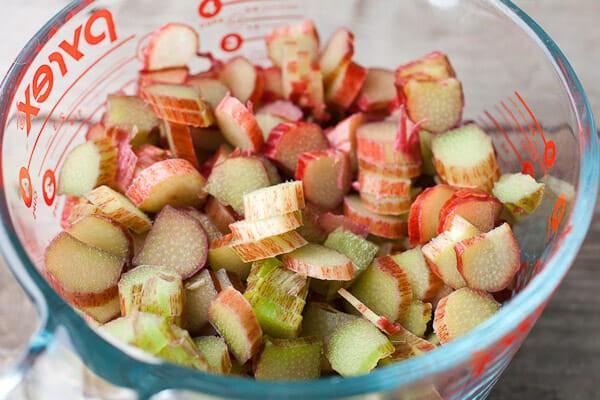 Quick Rhubarb Chutney