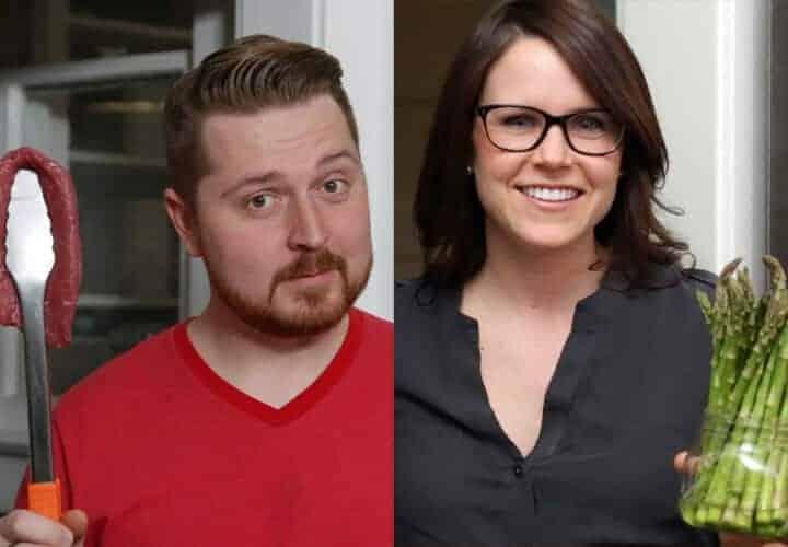The Food Fix: Stephanie and Benton