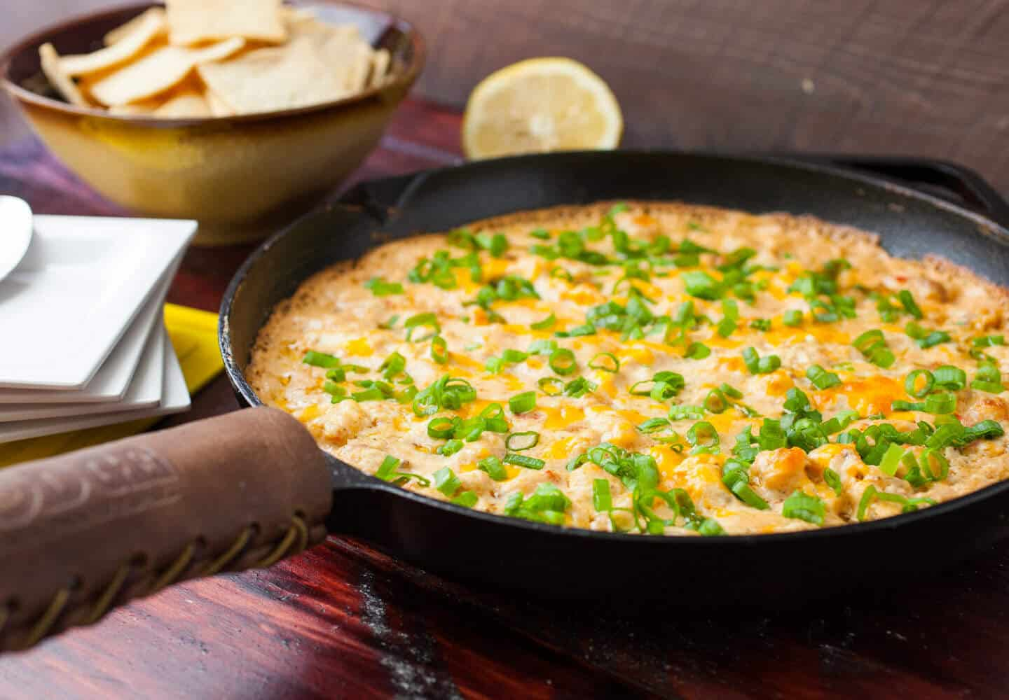 Easy Baked Shrimp Dip Recipe