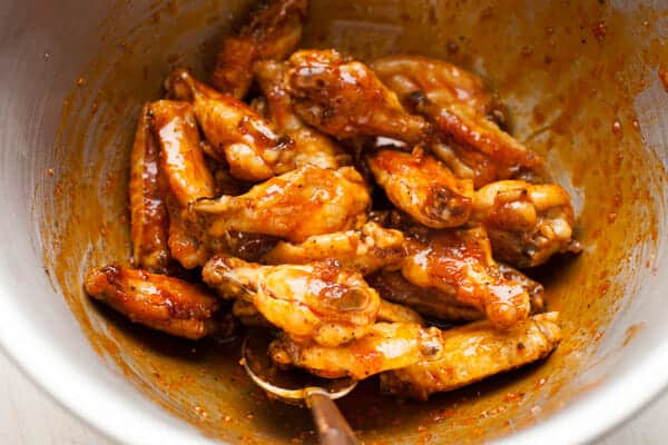 Tossed - Korean Chicken Wings