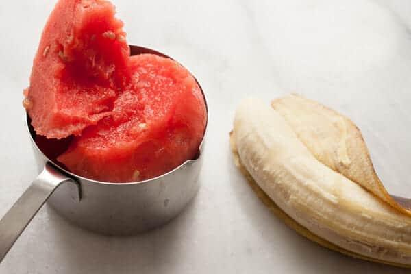 Creamy Watermelon Honey Smoothie
