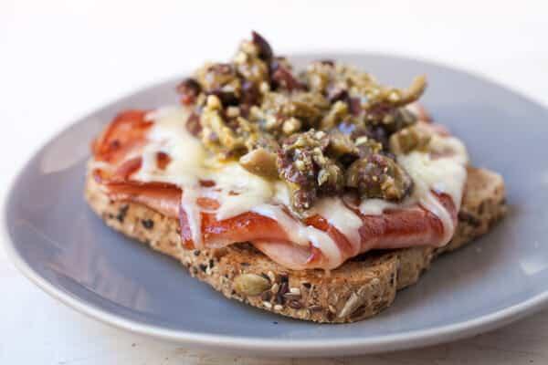 Better Bologna Sandwich