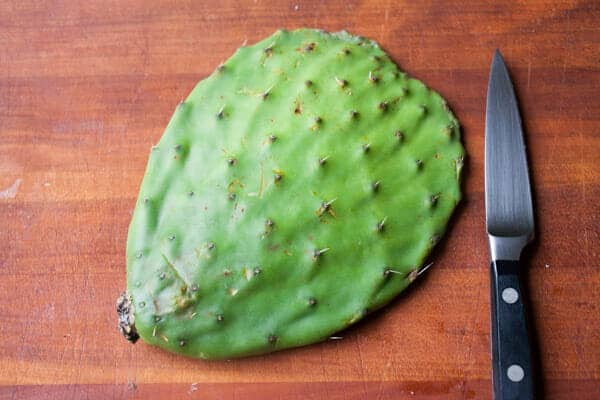 Cactus Scrambled Eggs