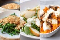 No Oven Thanksgiving Sides: Three quick recipes to serve at Thanksgiving that keep your oven free for other stuff! Try this out this year! | macheesmo.com