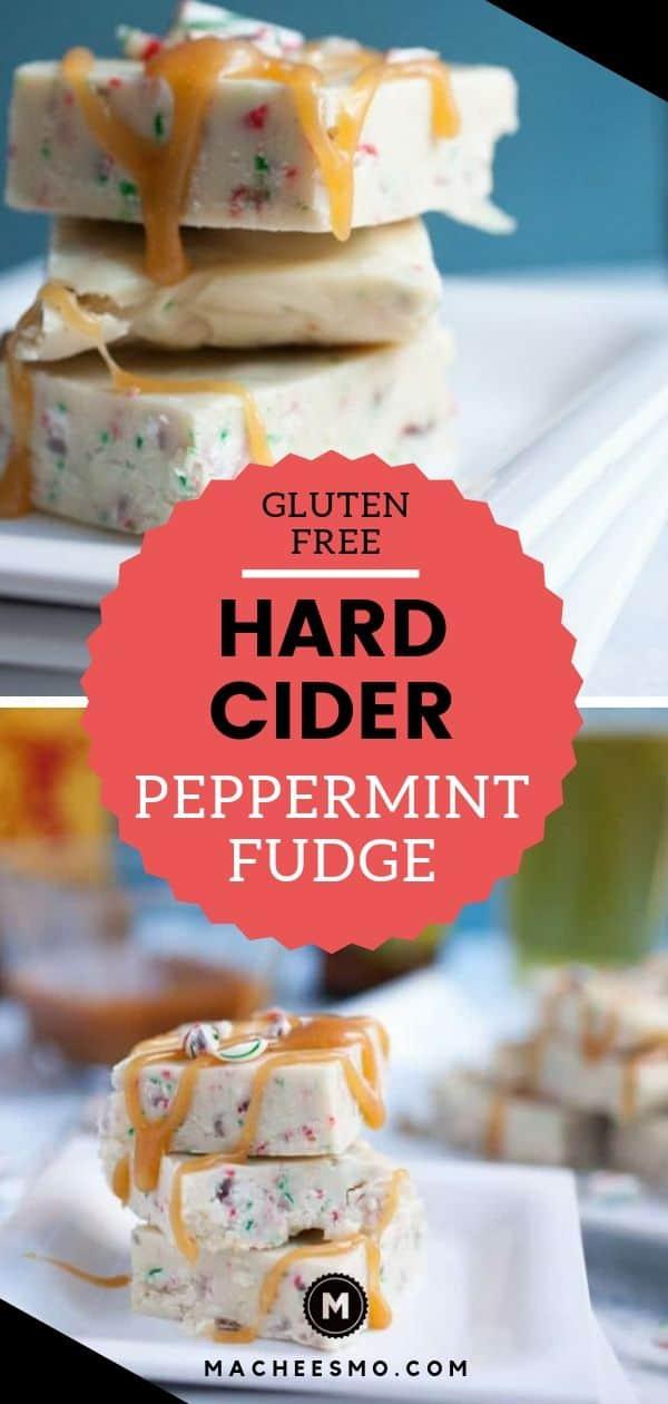 Gluten Free Peppermint Fudge