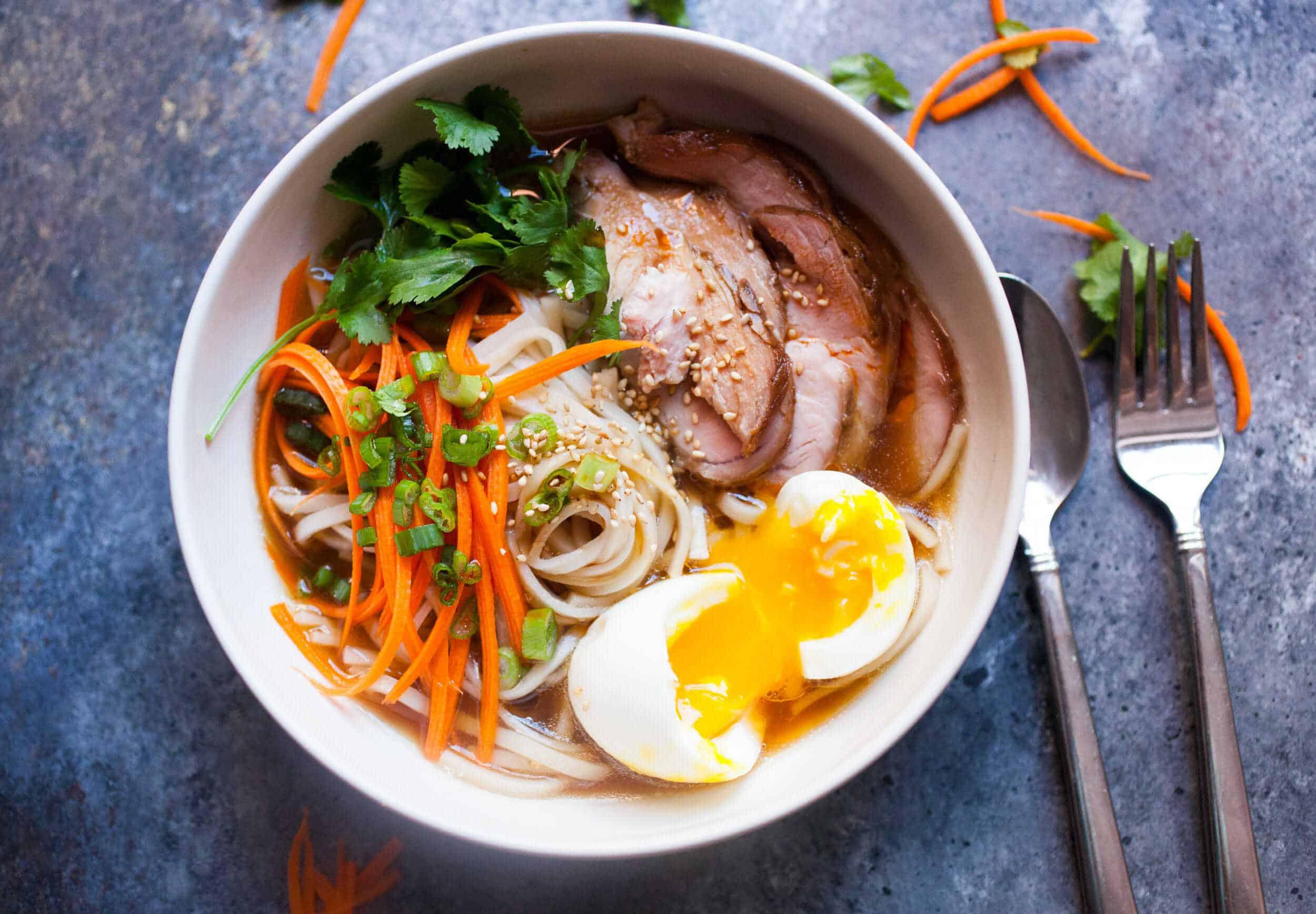 Your Kitchen Pork Bowl Recipe
