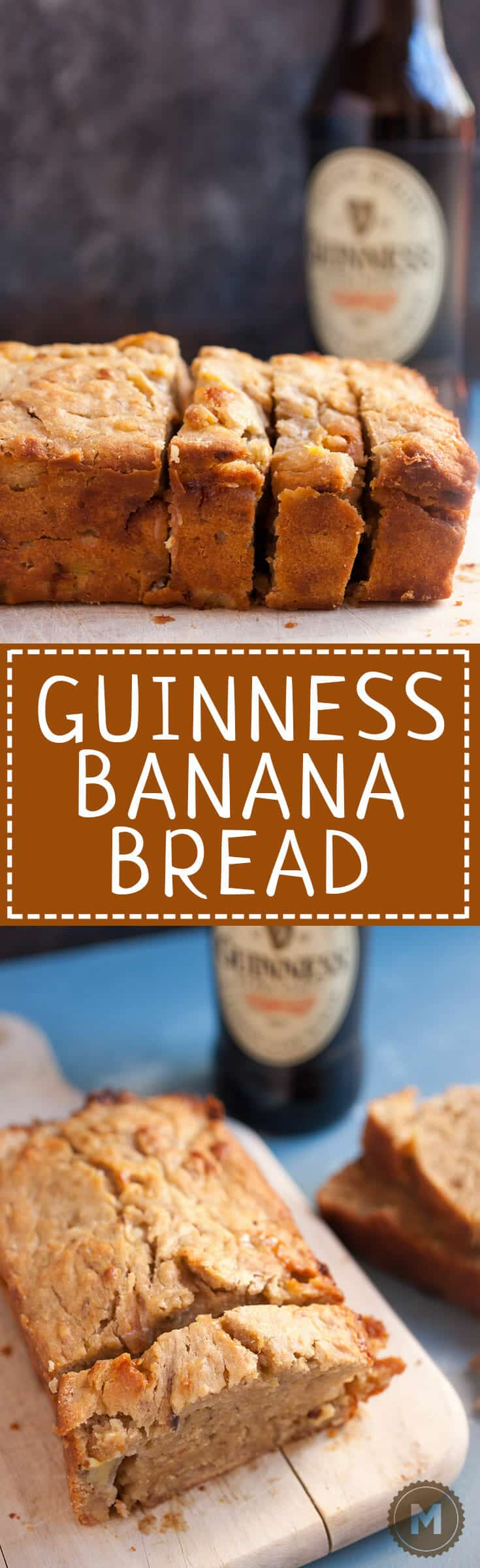 Guinness Banana Beer Bread
