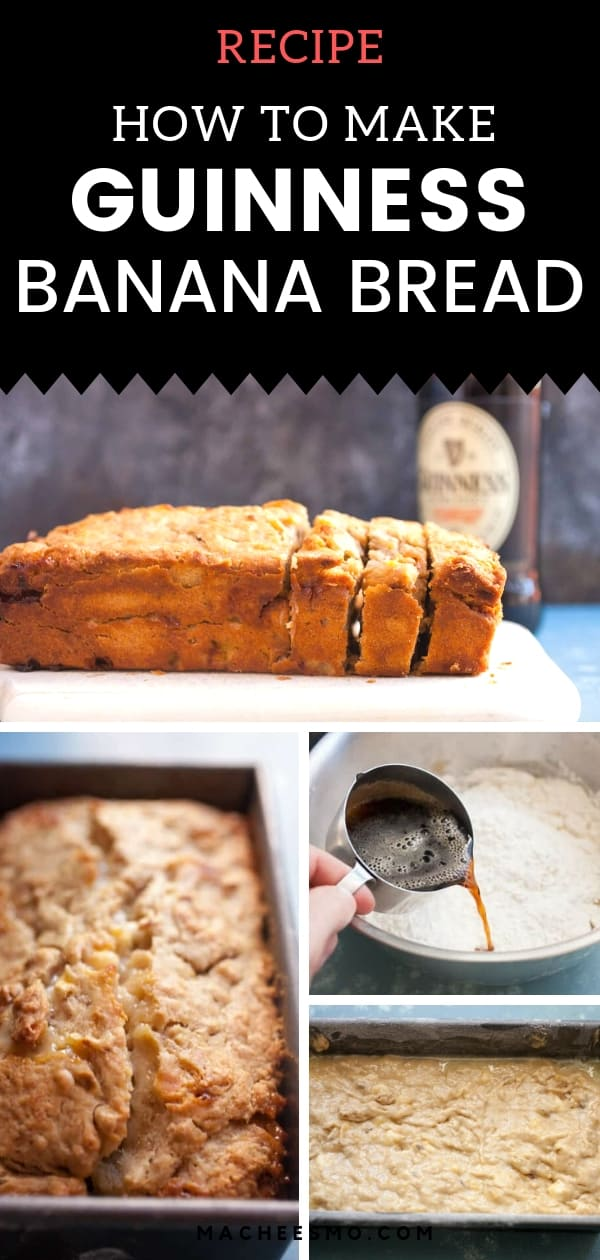 Beer Banana Bread
