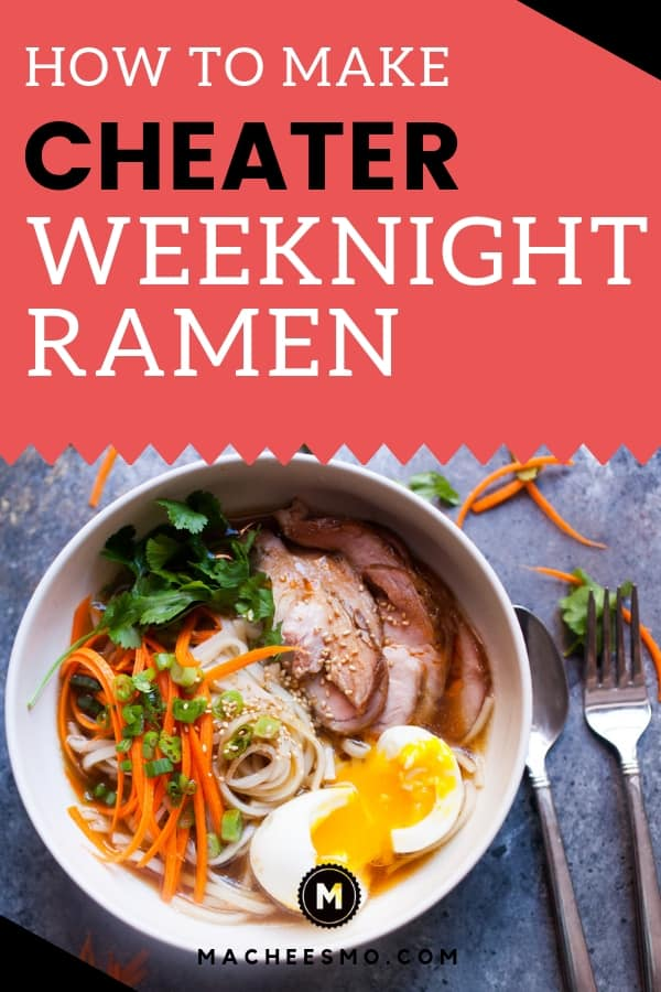 Quick Pork Ramen Recipe