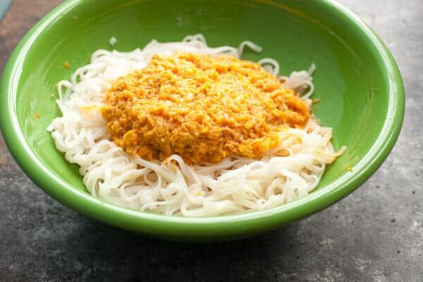 Sauce - Kimchi Spicy Noodles