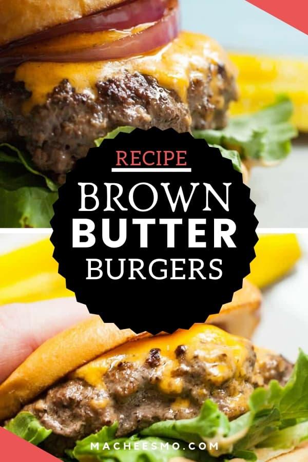 Brown Butter Burgers