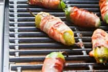 Grilled Jalapeno Poppers - Three Versions