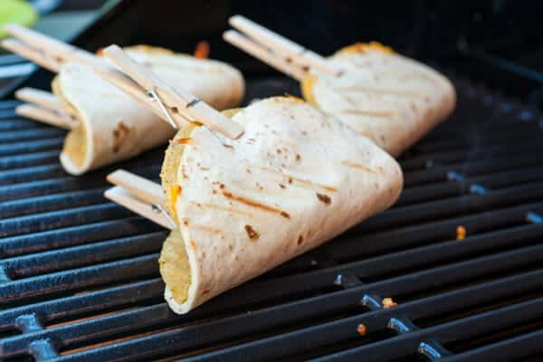 Quesadilla Taco Shells