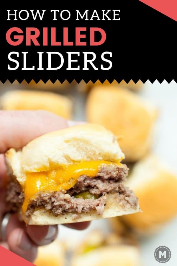 Grilled Sliders
