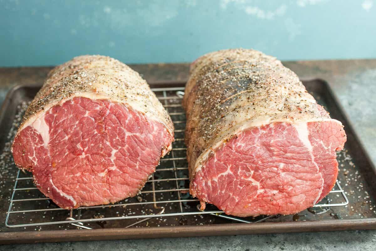 Roast Beef Sliders