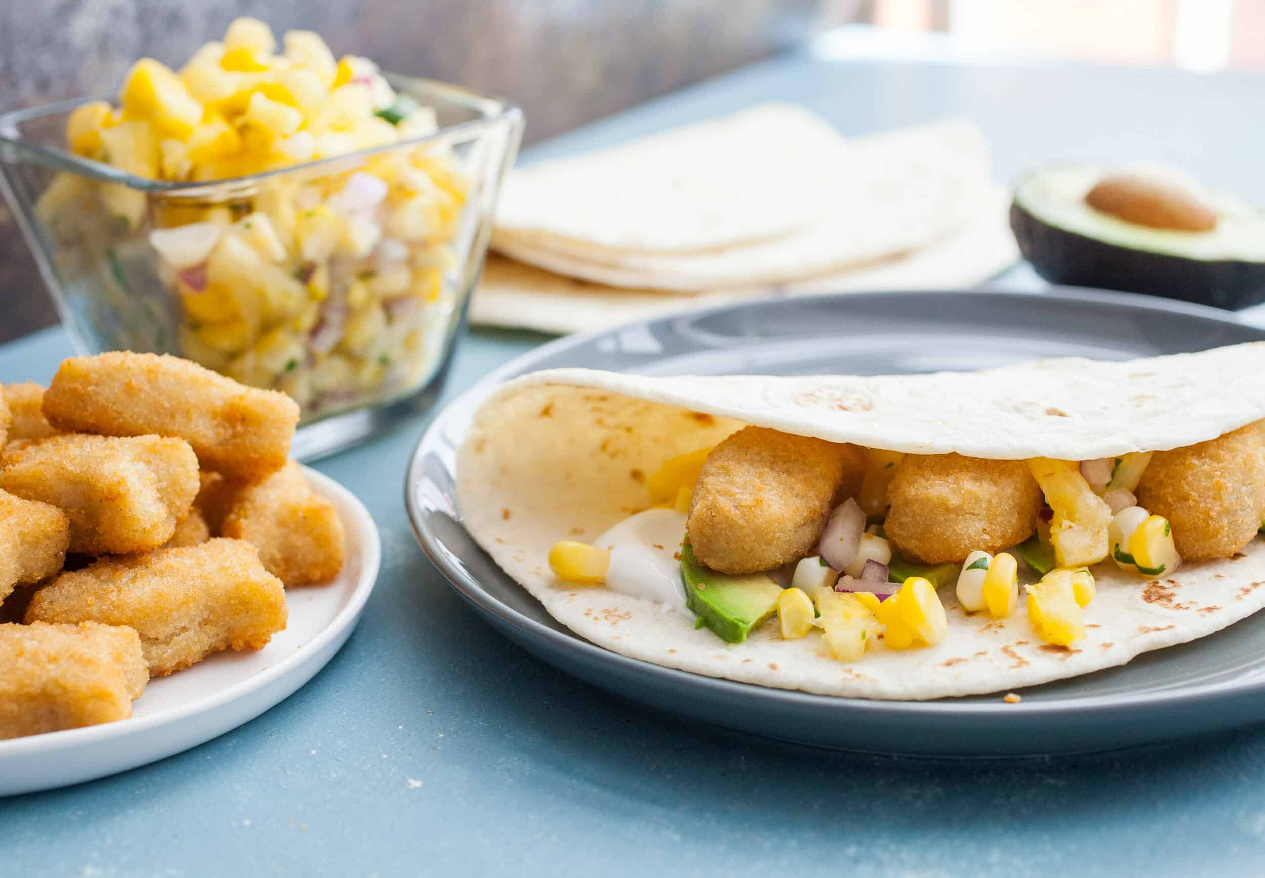 Kid Friendly Fish Tacos These Delicious Are Easy To Make And A Simple