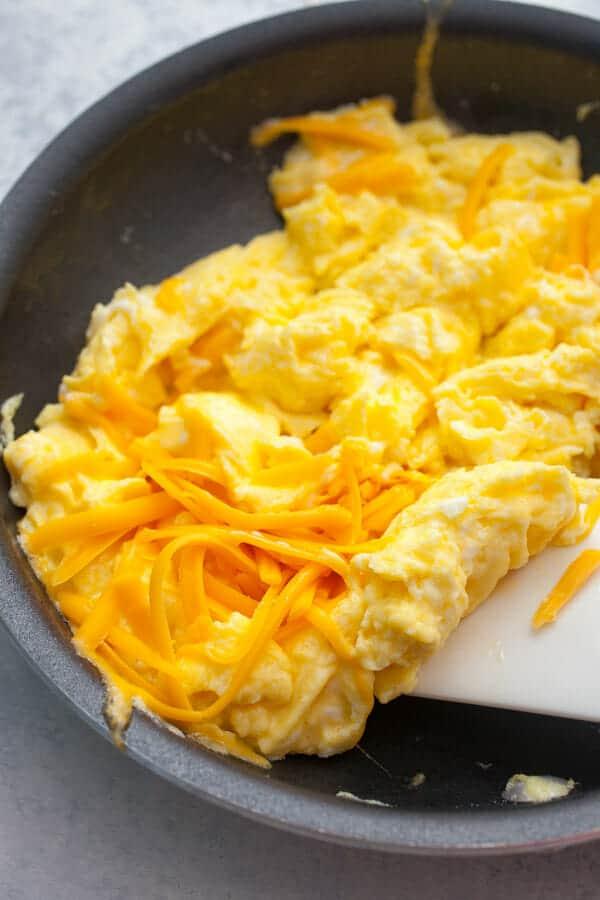Loaded Scrambled Eggs