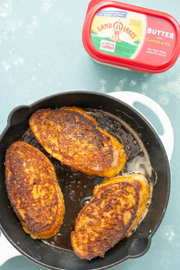 Savory Avocado French Toast