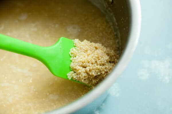 Kettle Quinoa