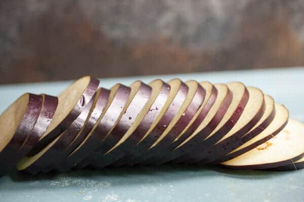 Eggplant Parm Flatbreads