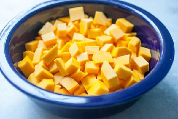 Butternut Squash Pasta Toss