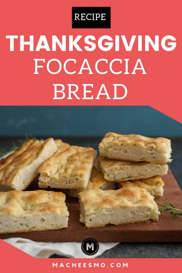 Thanksgiving Focaccia