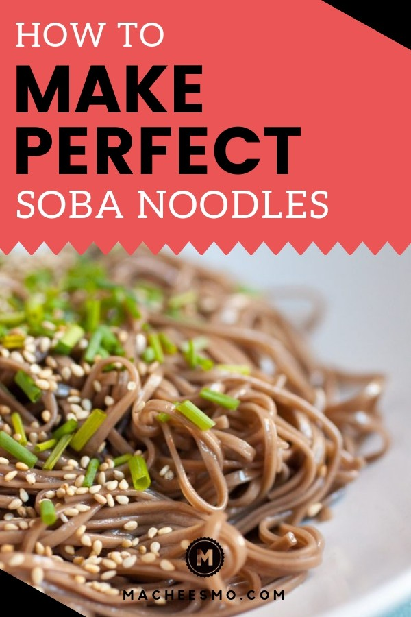 Perfect Soba Noodles