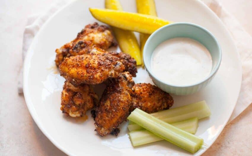 Pickle Chicken Wings