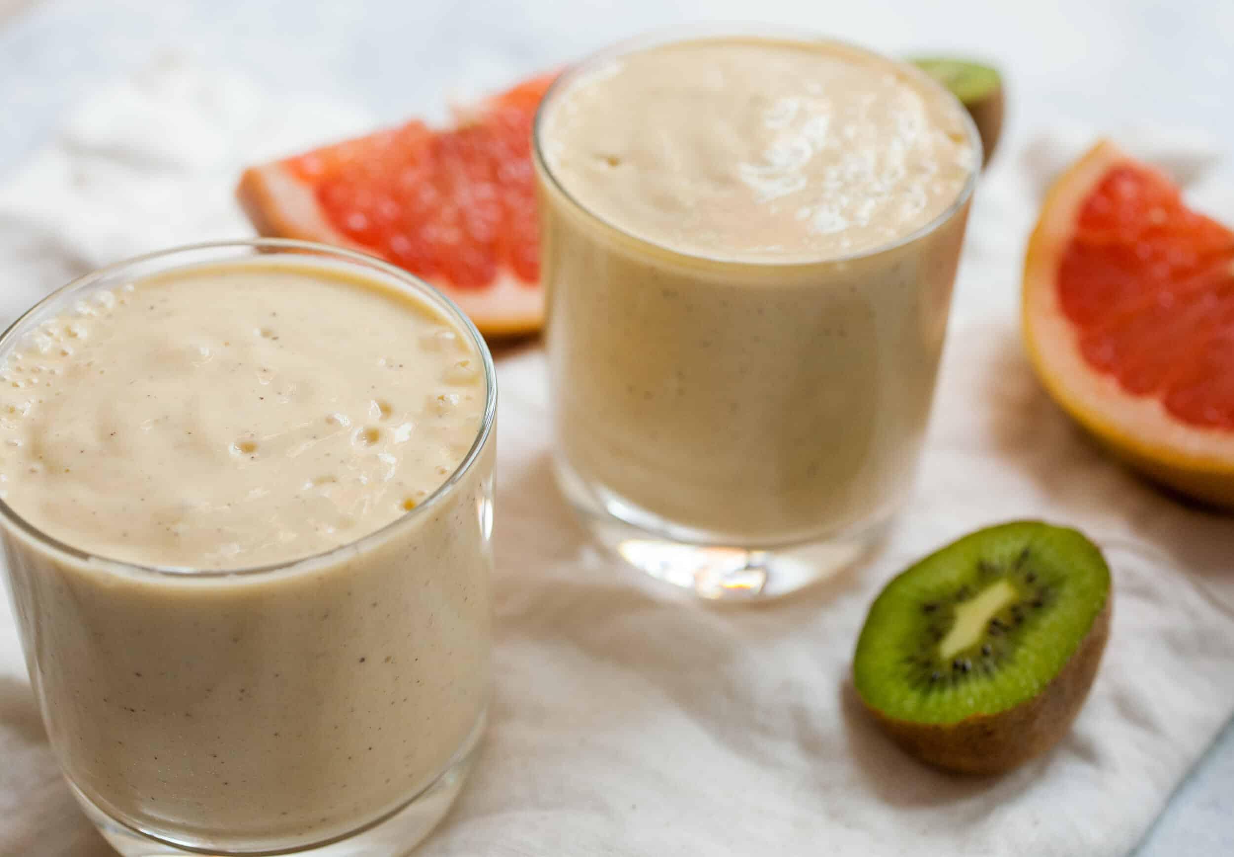 Healthy Winter Recipe - Citrus Smoothie