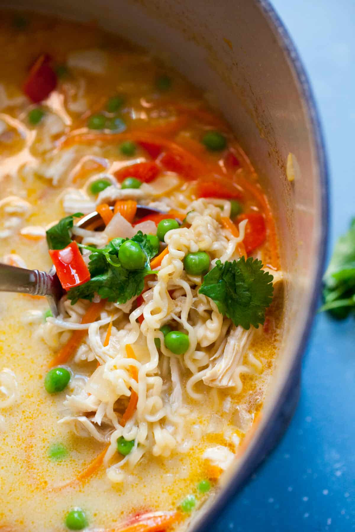 Easy Chicken Ramen Soup Recipe
