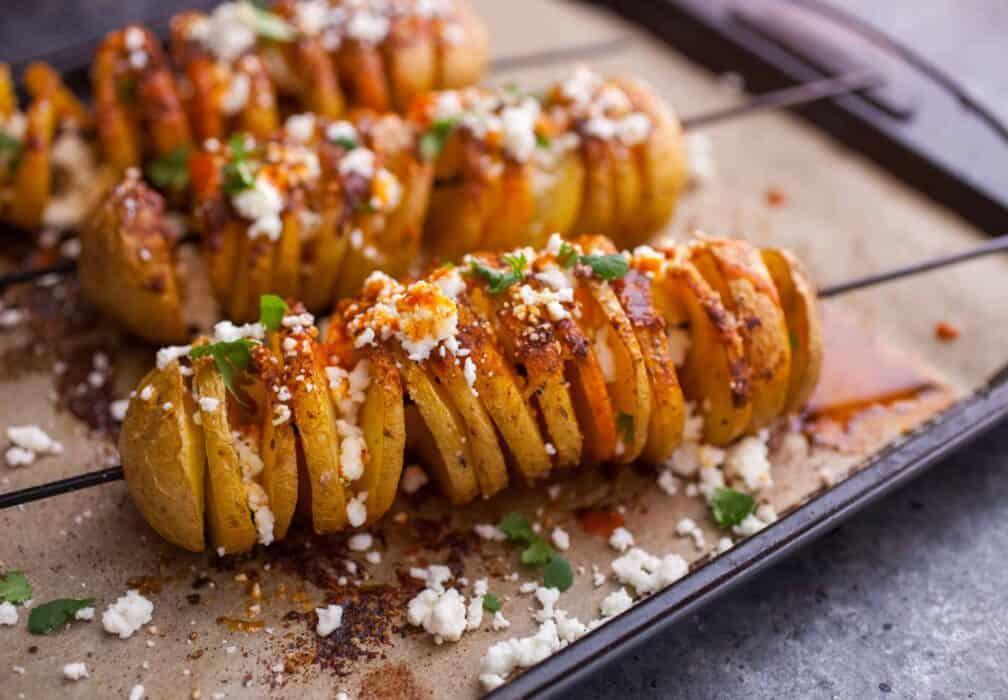Chili Tornado Potatoes