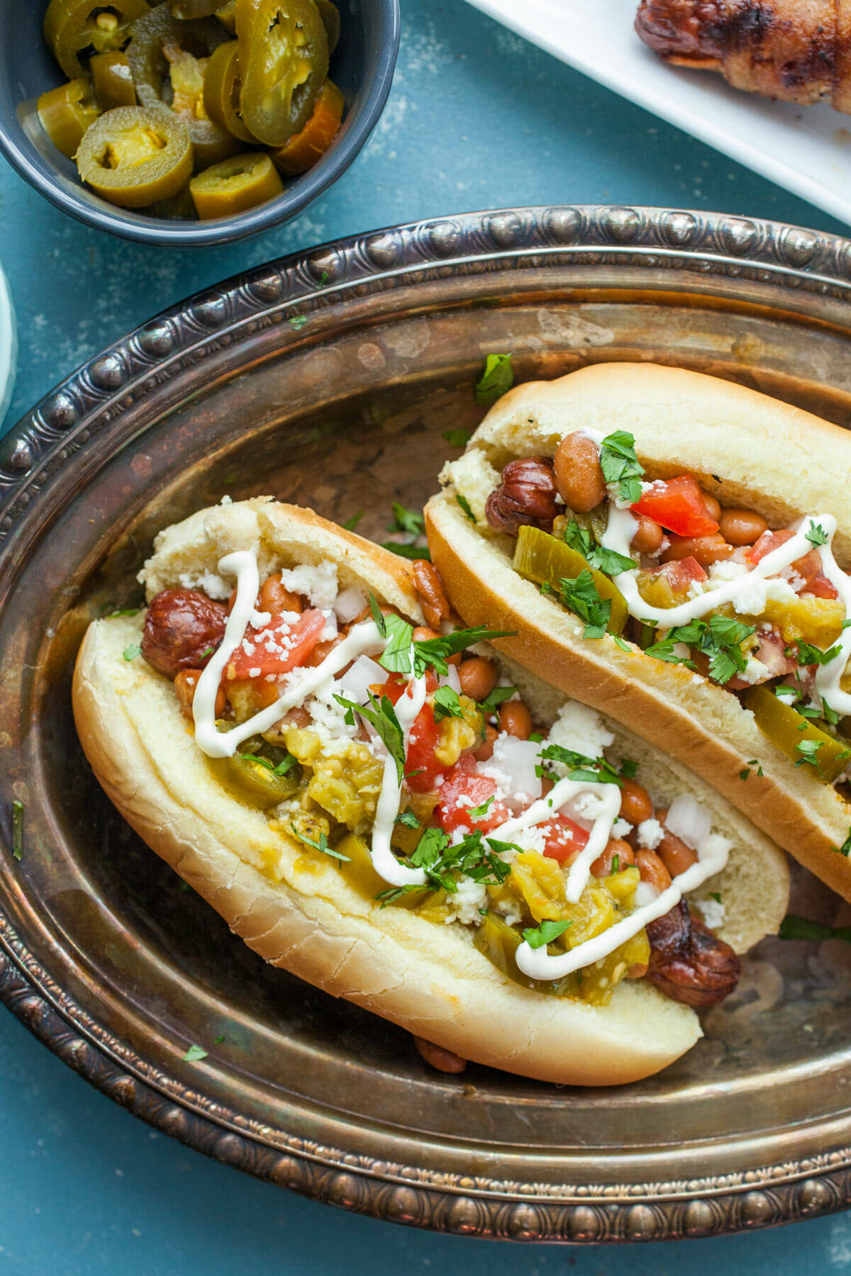 Sonoran Hot Dogs Recipe