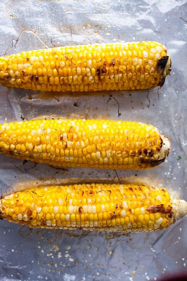 Street Corn Guacamole