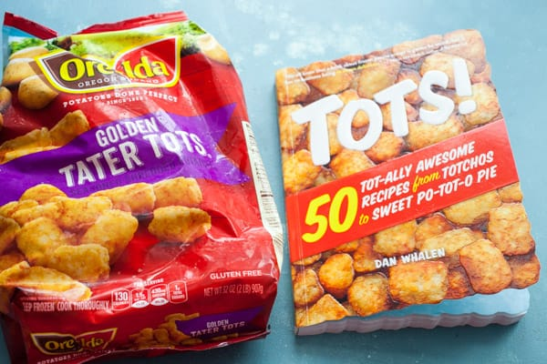 Tater Tot Jalapeno Poppers and Tots!