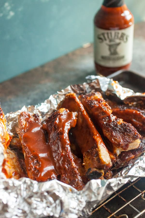 Easy Oven Ribs