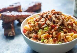 Rib Macaroni Salad