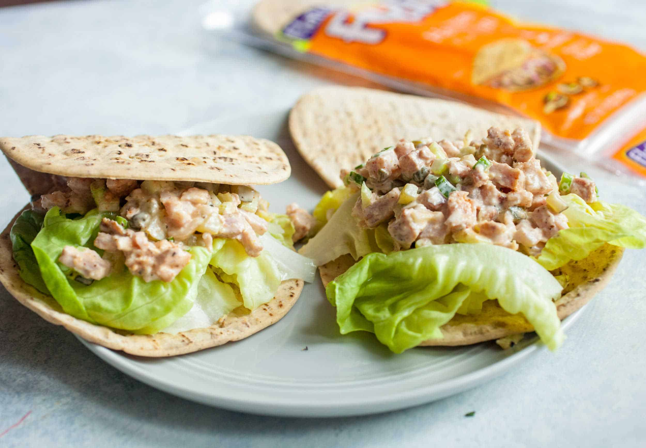 Easy Ham Salad Recipe