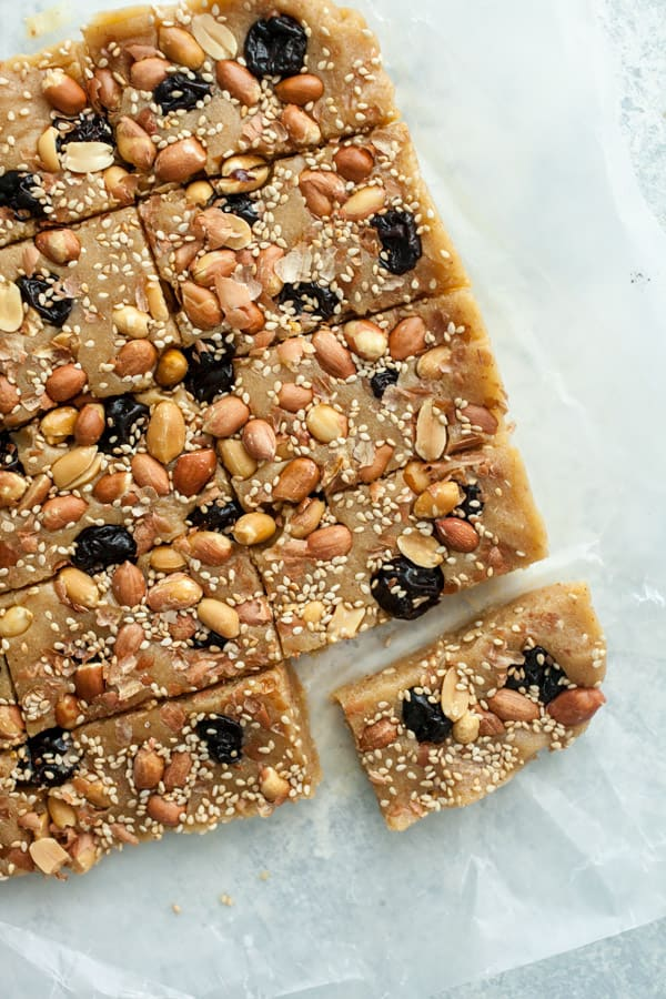 After school protein bars